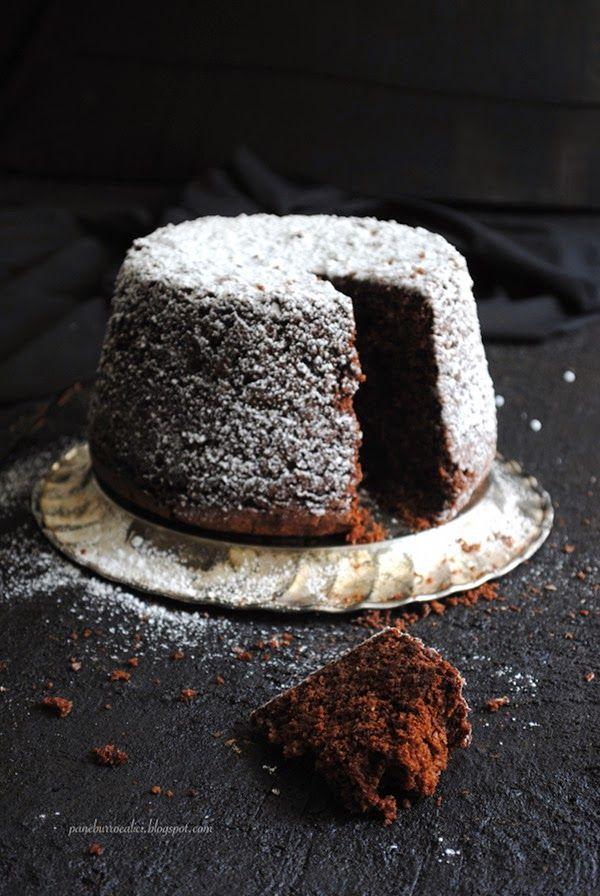 Pane, burro e alici: Torta cocco e cioccolato con soli albumi