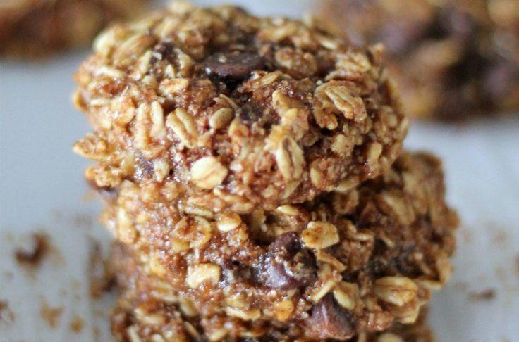 Ces petits biscuits sont la collation absolument parfaite pour boucher un petit trou au courant de la journée! À essayer :)