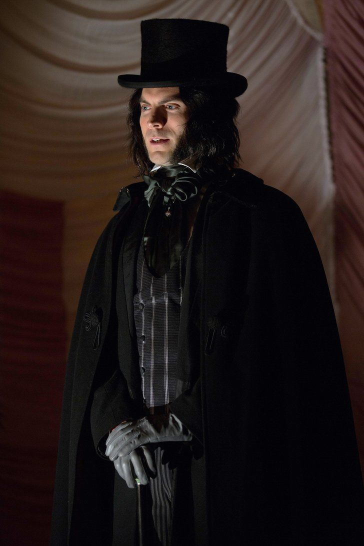 Pin for Later: The Disturbing True Story of American Horror Story's New Villain Edward Mordrake