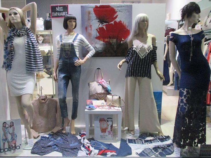Το κατάστημα γυναικείων ρούχων Grace στο Λουτράκι παρουσιάζει μια νέα τάση στο γυναίκειο lifestyle με ρούχο προχωρημένο και συγχρόνως με υψηλή αισθητική, θηλυκότητα και ποιότητα.