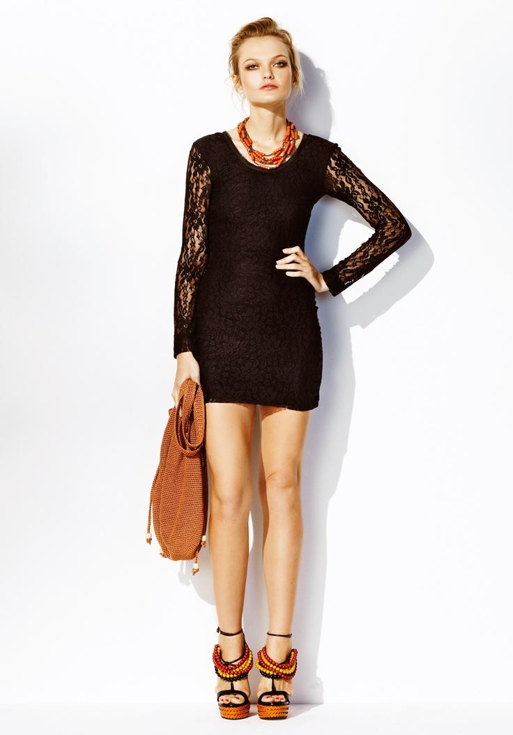 TALULAH FLY AWAY mini dress http://shop.talulah.com.au