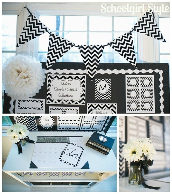 Classroom Decor And Organization : Images about chevron classroom ideas on pinterest