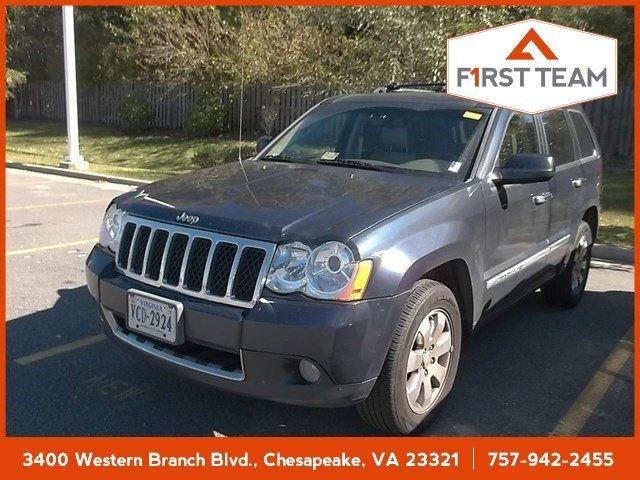 2008 Jeep Grand Cherokee Overland - $13,629