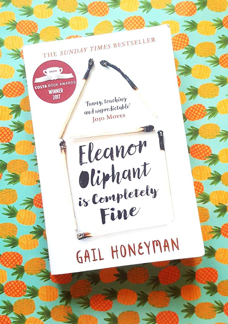 My latest review of the book Eleanor Oliphant is completely fine by Gail Honeyman. This book which won the Costa Book Awards 2017 is being made into a movie starring Reece Wetherspoon!