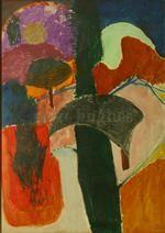 έργο  του  Ζωγράφου  Glyn  Hughes
