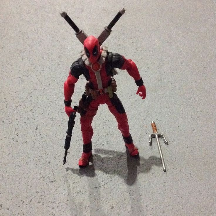 marvel universe scale Wolverine Origins Deadpool comic series figure X-Men