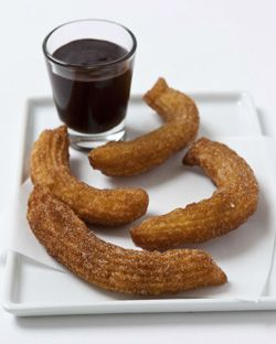churros and cookie recipes | Dessert | Pinterest