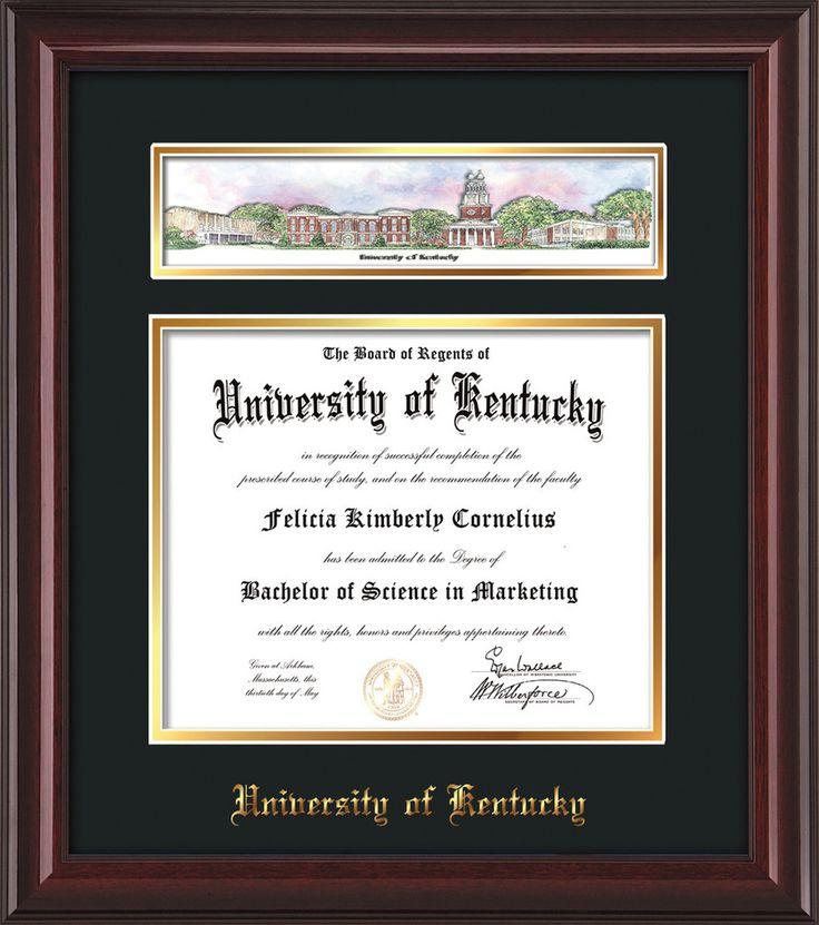 Mejores 138 imágenes de University of Kentucky - UKy - Diploma ...