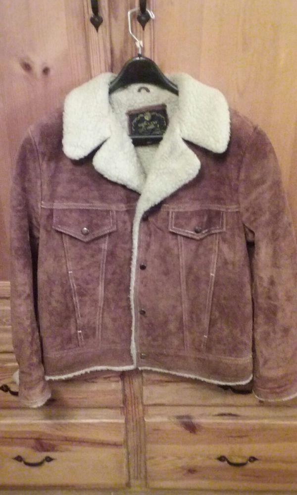 509e03a94 GENUINE LEATHER MENS JACKET MADE IN KOREA #Unbranded #Western   ebay ...