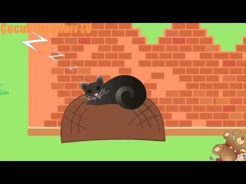 Kara kedi çocuk şarkısı - YouTube
