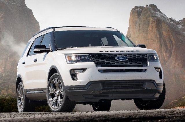 2019 Ford Explorer Overview Cargurus Ford Explorer 2020