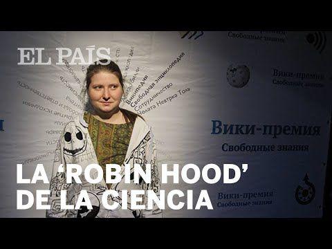 Así funciona Sci-Hub, la web pirata de artículos científicos | Materia - YouTube