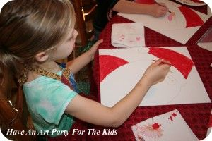 How to Throw an Art Party for Kids