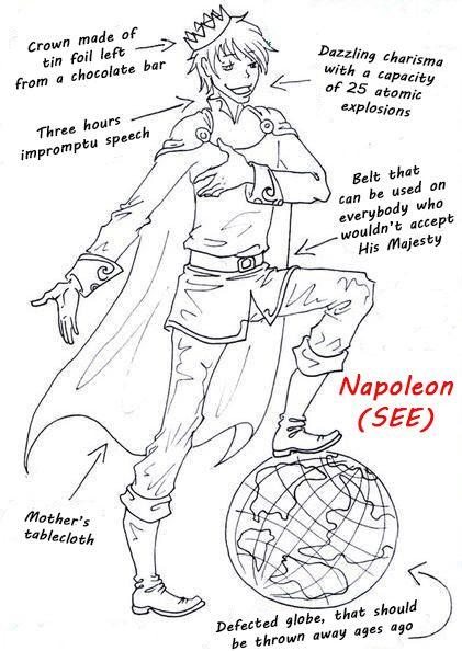 Hahaha. Pretty accurate interpretation of the ESFP. xD