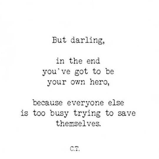 Darling , you , strength