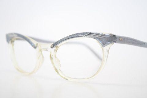 Dinah's Vintage Cat Eye Glasses - NOS Cat Eye Glasses Vintage Cateye Frames Eyewear 1960s Eyeglasses