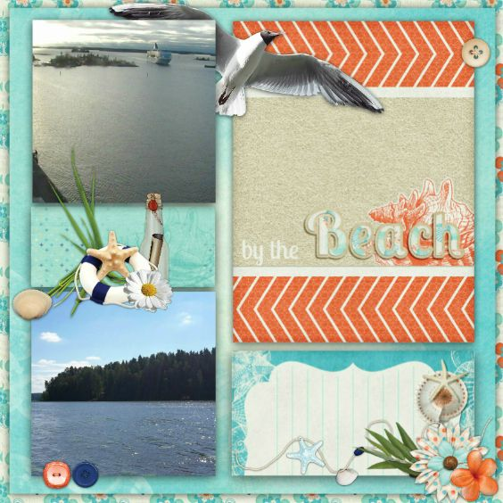 Created with Rainy / Sunny day template and By the beach scrap kit, both by MarieH Designs Rainy/Sunny Day Bundle by MarieH Designs,  available at  Go DigitalScrapbooking: http://www.godigitalscrapbooking.com/shop/index.php?main_page=product_dnld_info&cPath=29_331&products_id=32045  Plain digital wrapper:  http://www.plaindigitalwrapper.com/shoppe/product.php?productid=13070