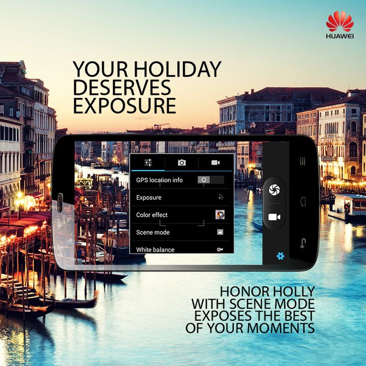 The time of the year is already here when #travel is on the cards for everyone.Capture the colours of your holiday with #HonorHolly with Scene Mode in its camera features.  #technologyinurhands http://bit.ly/1R7I66c