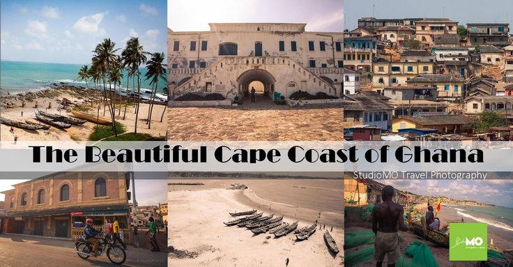 StudioMO Travels: The beautiful Cape Coast of Ghana #travelphotography #Ghana