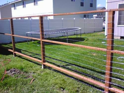 Inexpensive fence models fence pinterest models and for Inexpensive yard fences