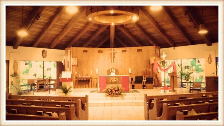 St. Bernard -Catholic Church~ Anna Maria Island 248 S. Harbor Drive Holmes Beach, Florida 34217 (941) 778-4769