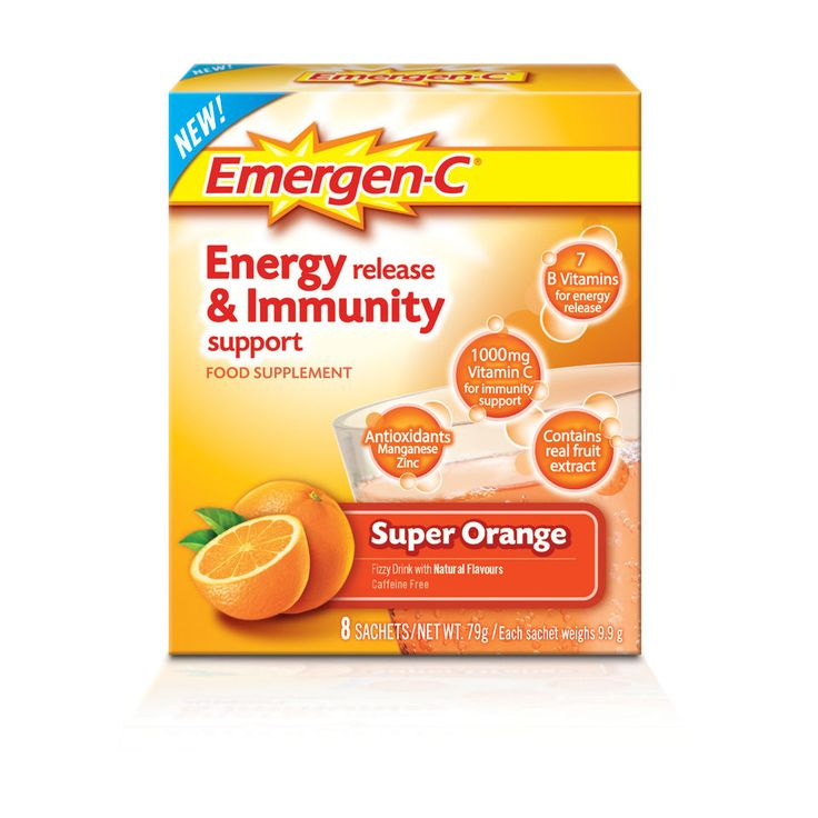 Buy Emergen-C Orange Pack  , luxury skincare, hair care, makeup and beauty products at Lookfantastic.com with Free Delivery.