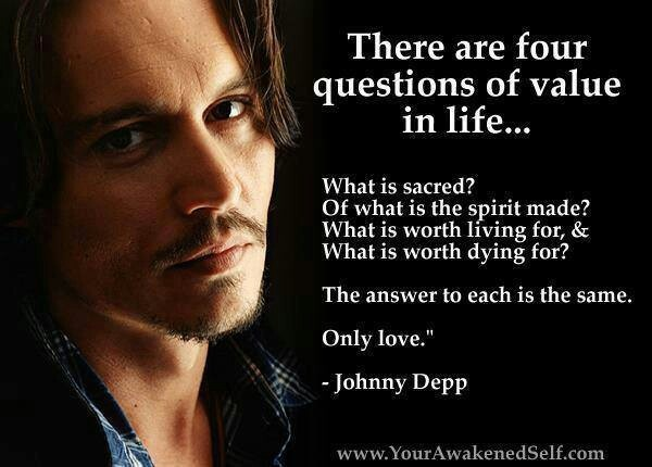 Johnny Depp Love Quotes Prepossessing 33 Best Johnny Depp❤❤❤❤❤❤❤❤❤❤ Imageskendrah Secosky