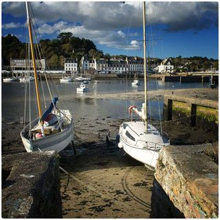 Port d'Audierne Finistere