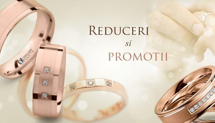 Acum ai verighete aur si bijuterii personalizate la reducere! Vezi ofertele noastre de luna aceasta. http://www.verigheteatcom.ro/produse-promotionale_22