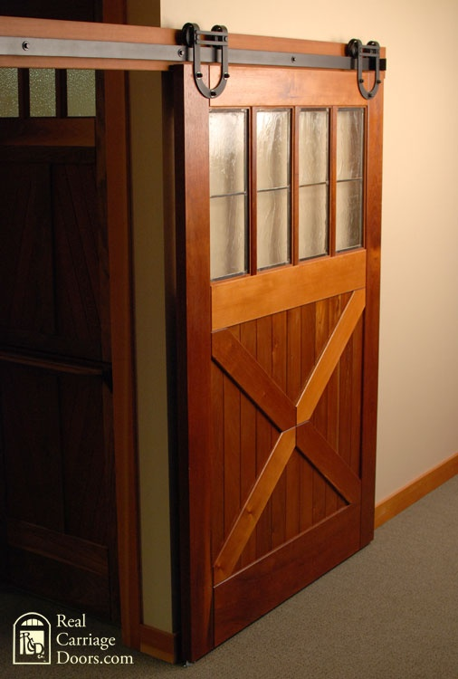 1000 images about sliding barn doors on pinterest flats for Real carriage hardware