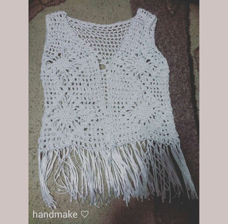 #handmake #lace #jacket #forewoman #handmade #white #spring #vest #crochet #instacrochet #etsy #summer #style #beachwear