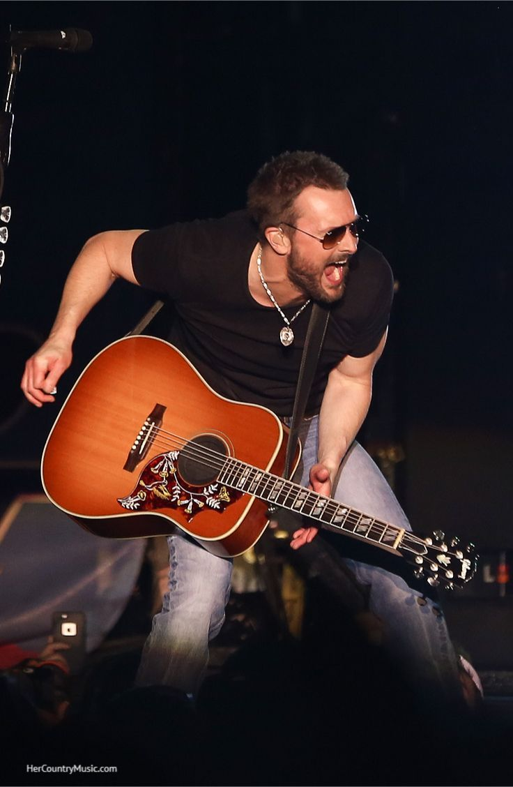 Eric Church playing in concert. Cities, dates, tickets (with discount coupon) http://HerCountryMusic.com