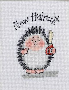 """""""New Haircut"""" and loads of other free Margaret Sherry designs"""