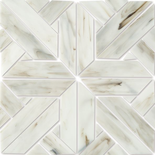 Hirsch Glass Tile Mosaic
