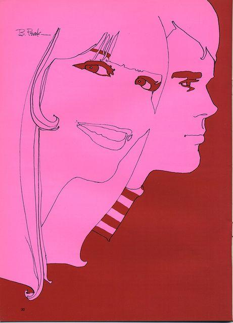 Bob Peak FAS Magazine 1967