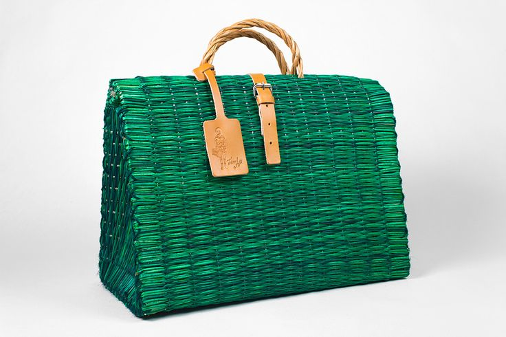 Portuguese Handmade Basket Santa Rita Collection by Toino Abel  Available as custom order on www.toinoabel.etsy.com  #toinoabel #etsy #basket