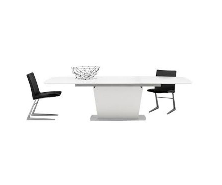 The Definitive Source For Modern Extendable Dining Tables And Extension