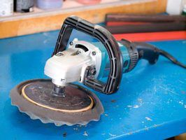 There are numerous tools you can use to smooth a concrete floor.