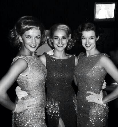 The girls from the Jersey Boys :) Lovely