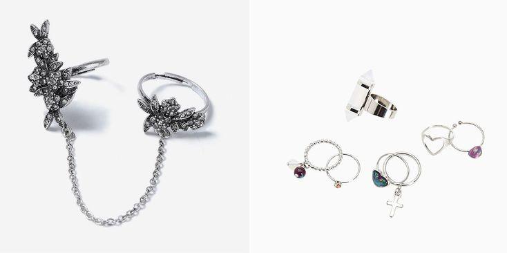 Hlavně výrazně! 20 nepřehlédnutelných šperků, které vás nezruinují - Proženy