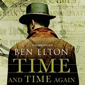 I finished listening to Time and Time Again (Unabridged) by Ben Elton, narrated by Jot Davies on my Audible app.  My favourite book this year!  Try Audible and get it free.