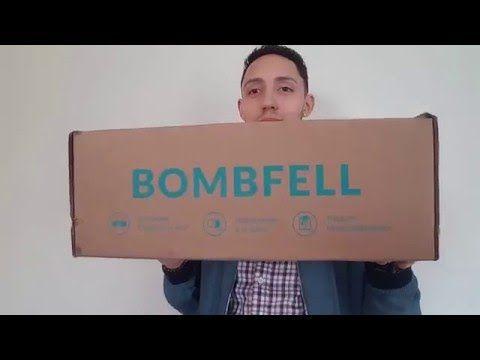 (39) Bombfell Review - February 2016 Subscription - YouTube