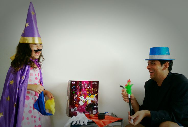 Amazing magical dress up box at www.thedressupbox.net.au the whole family will get involved