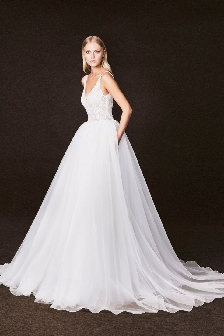 117 best Hand-Picked images on Pinterest   Bridal collection ...