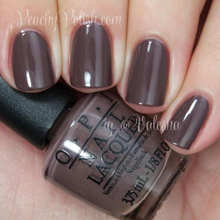 OPI You Don't Know Jacques! - Peachy Polish