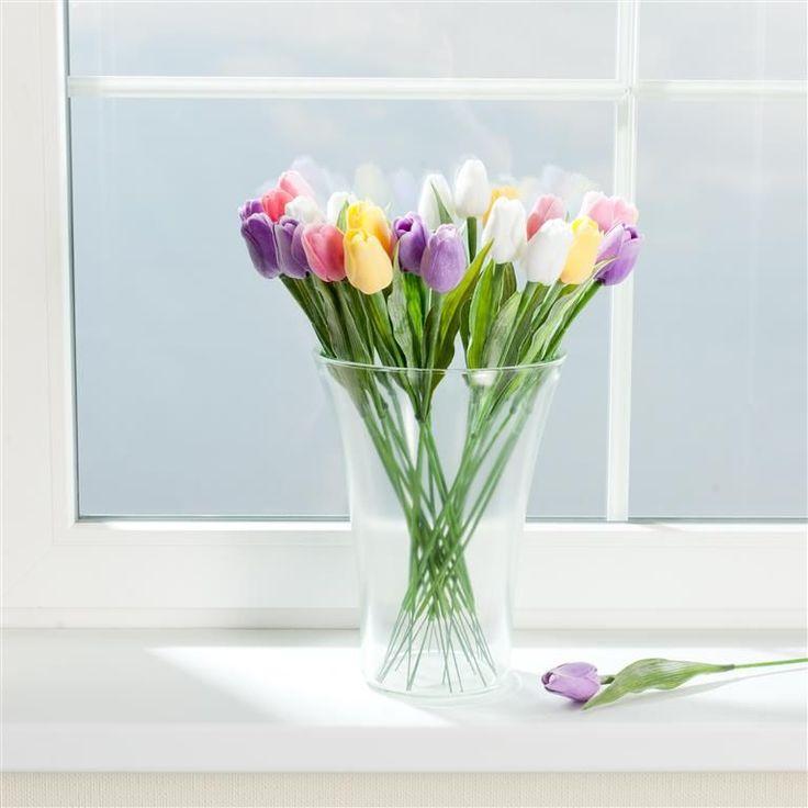 #Veilchen, #Rosen, #Nelken,... Hier finden alle Valentins-Blumensträuße ein schönes Plätzchen und bleiben lange frisch!