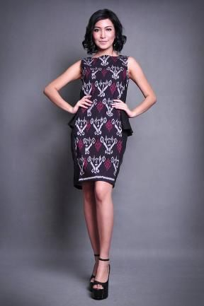 20204 Randalan Peplum Dress