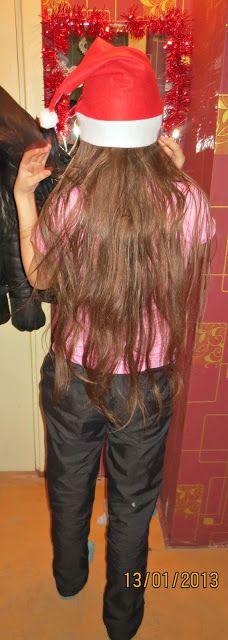 История моих волос.