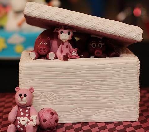 Princess Toy Storage Boxes