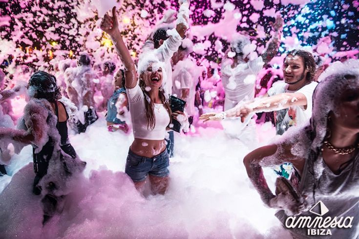 ibiza party nights | Ibiza clubs: Amnesia Ibiza | White Ibiza